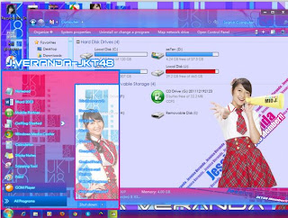 Download Tema Windows 7 JKT 48