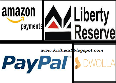 ways to send and receive money online: Kulhead Blog