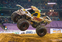 WIN 4 Tickets To Monster Jam Opening Night 2/17/17 at Allstate Arena