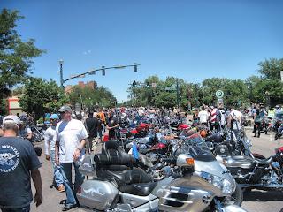 Tejon Street Bike Fest