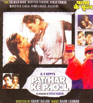 Patthar Ke Phool (1991) Hindi DVDRip 720p
