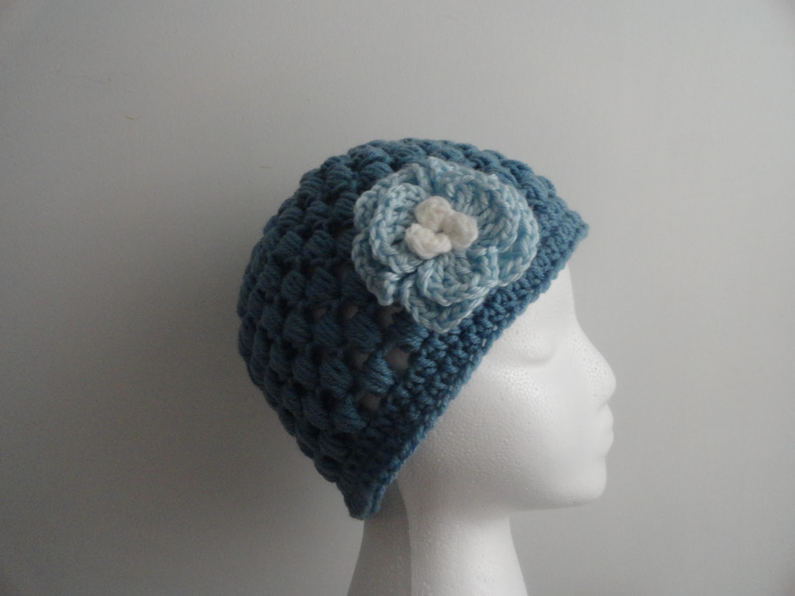Ravelry Puff Stitch Crochet Hat Pattern By Teresa Richardson Review ...