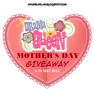 Mother's Day Giveaway by Blog XDramaQueen Menarik