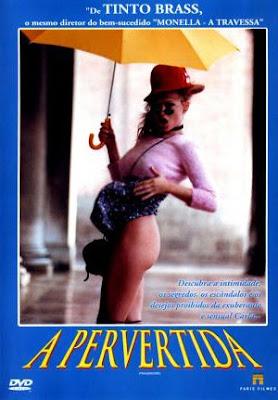 A Pervertida - DVDRip Dublado