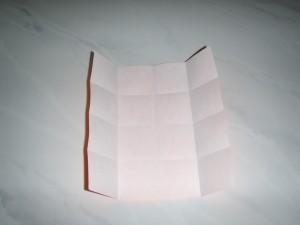 Membuat Kincir Angin Kertas Origami