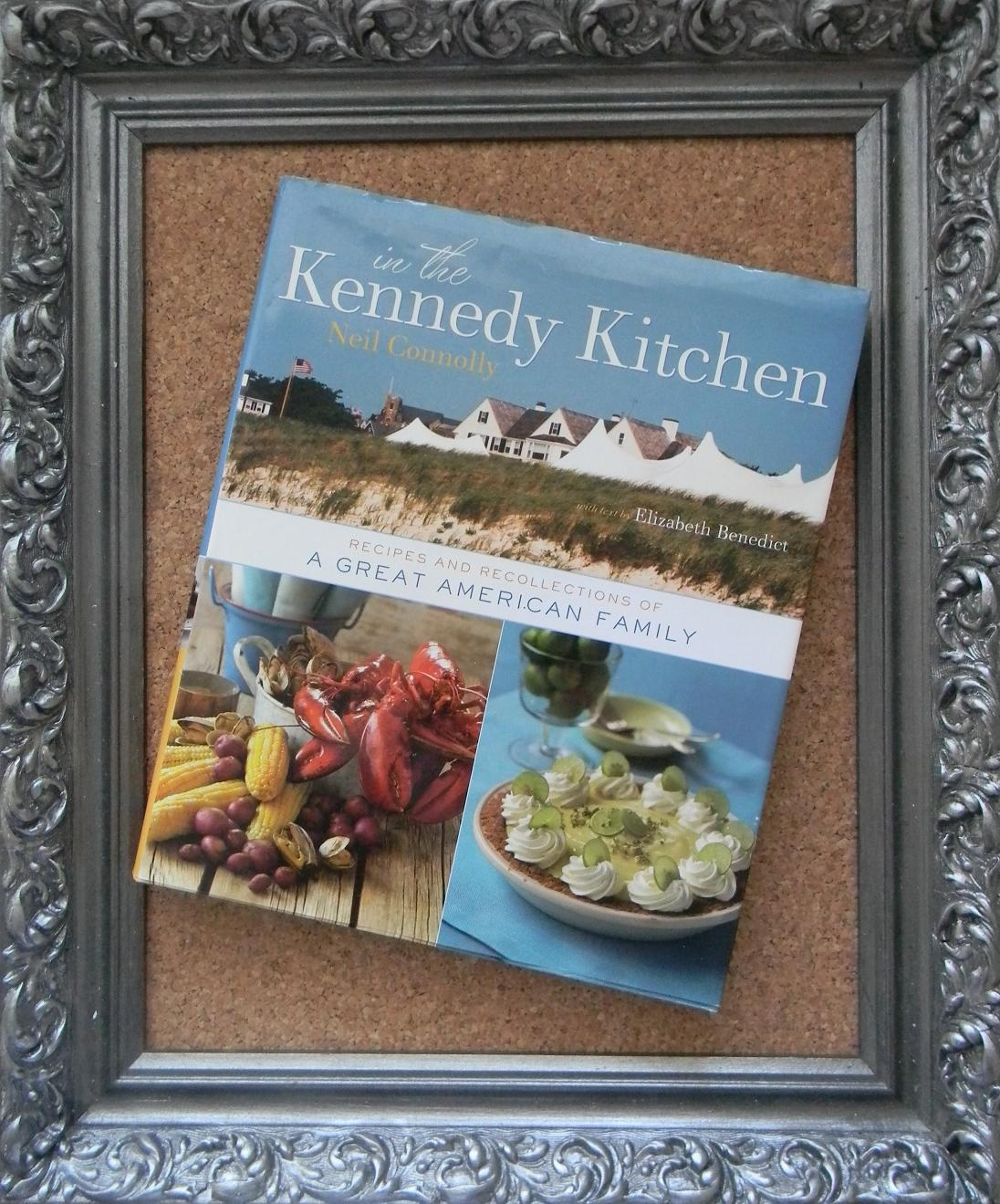 SoniaM Designs: Dining with the American Royal Family - The Kennedy\'s