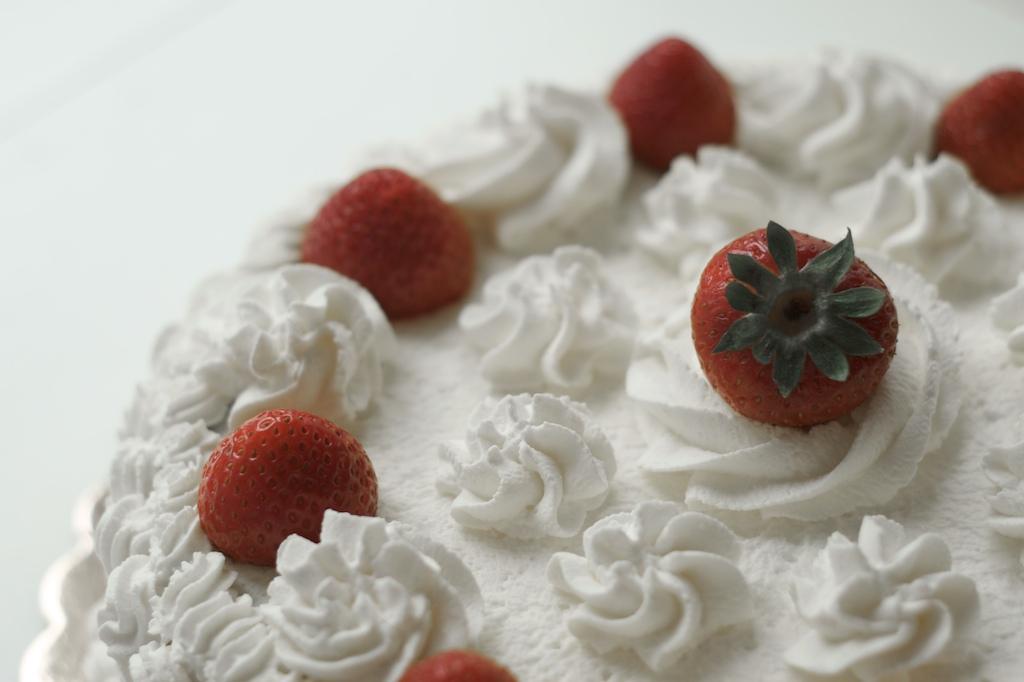 Крем из сливок для украшение торта