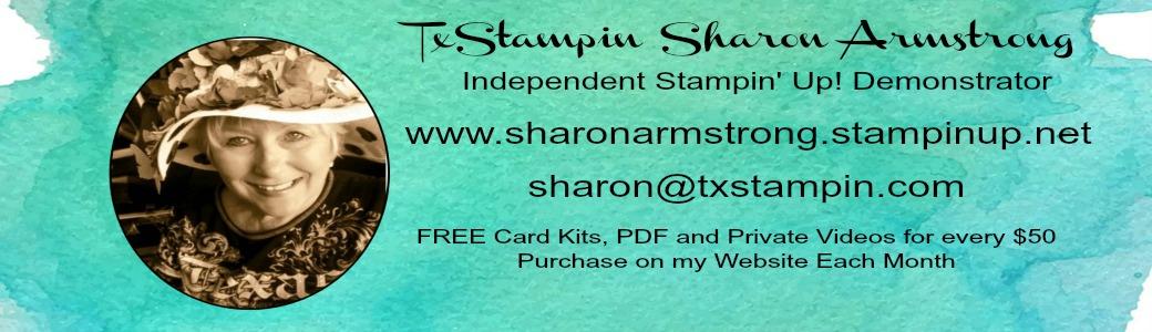 TxStampinSharon
