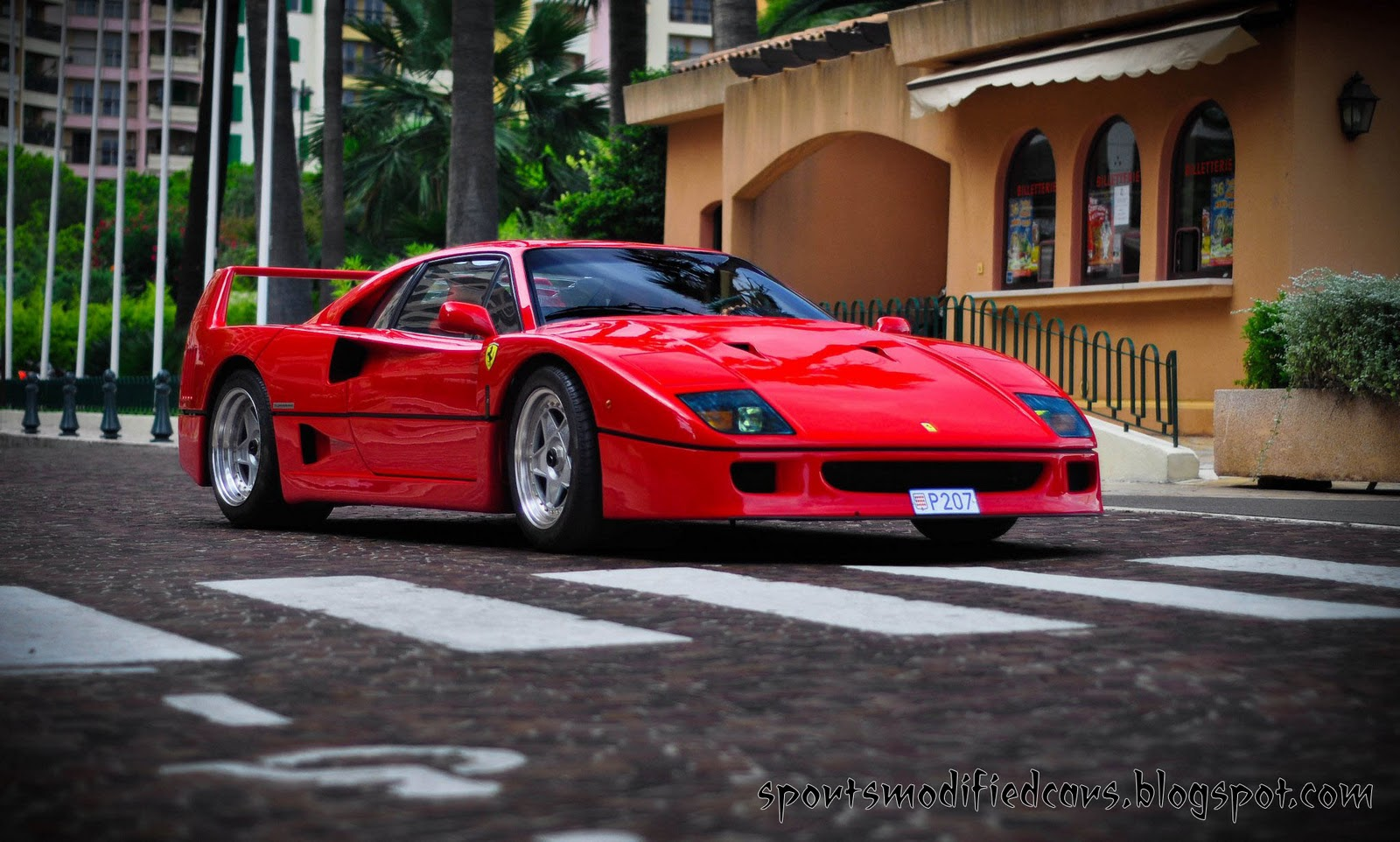 Supercars In Monaco 2011 Sports Amp Modified Cars