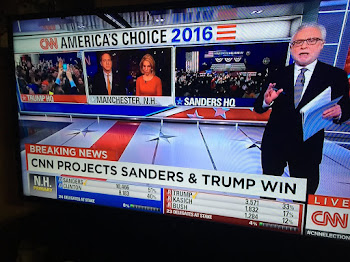 Trump and Sanders Win in NH