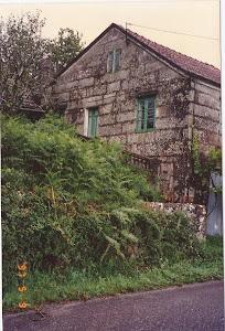 Minha origem -  Casa dos meus avós