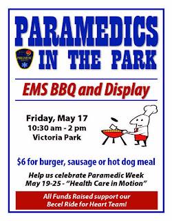 image Lindsay Paramedics in tge Park Poster