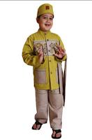 Gambar Aneka Foto Model Baju Muslim Anak