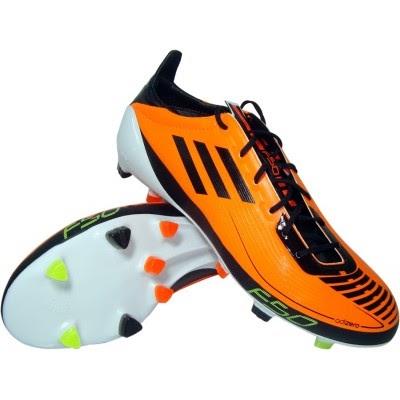 Adidas F50 Naranjas 2013