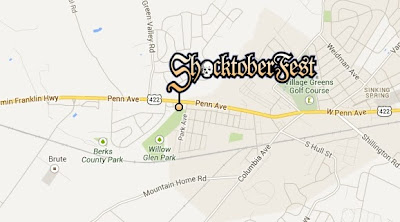 PA Haunted Attraction SHOCKTOBERFEST