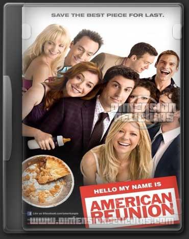 American Pie: El Reencuentro (TSHQ Inglés Subtitulado) (2012)