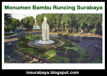 Monumen Bambu Runcing Surabaya