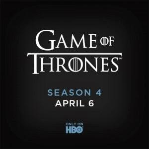 juego de tronos cuarta temporada 6 abril - Juego de Tronos en los siete reinos