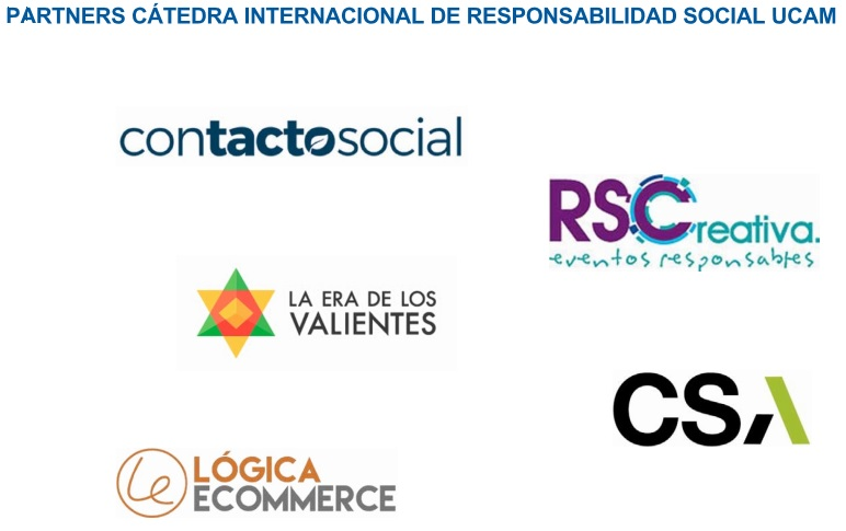 Red Social Empresarial: Partners de la Cátedra RSC-UCAM
