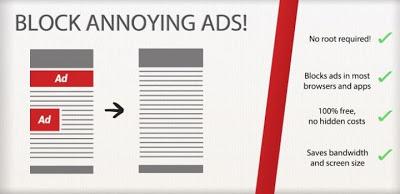 Cara Memblokir Iklan Di Android Dengan AdBlock Plus