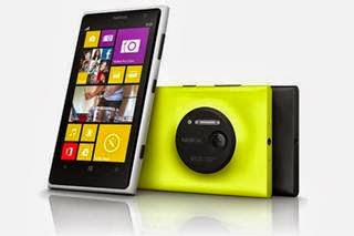 harga windows phone nokia lumia 1020