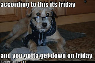 Involuntary Transformation: Friday Funny: get down...with ...