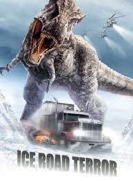 Thằn Lằn Khổng Lồ - Ice Road Terror