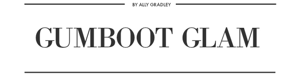 Gumboot Glam | A Vancouver Based Fashion and Lifestyle Blog