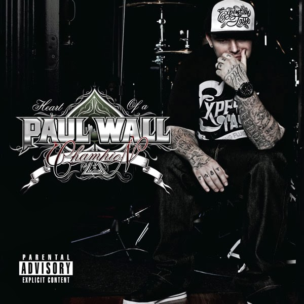 Paul Wall - Heart of a Champion (Deluxe Edition)  Cover