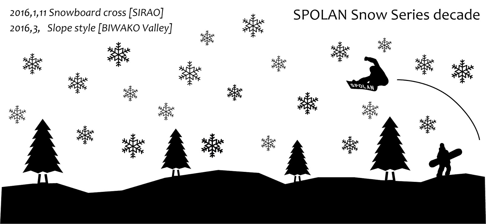 SPOLAN Snow Series