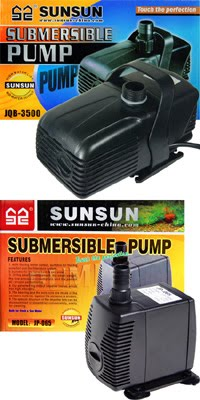 SunSun Power Head aquarium and pond water pumps