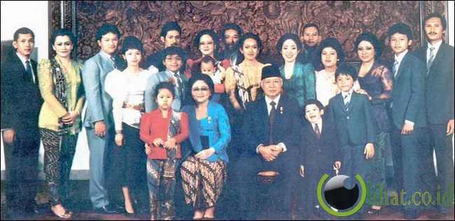 Soeharto berdosa memperkaya diri,keluarga dan konconya