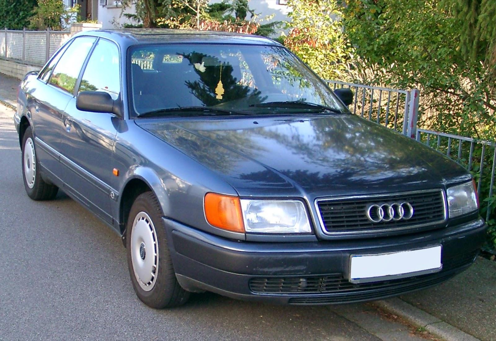 automotive database audi 100 rh autocarbase com 1991 Audi 100 1992 Audi 100s Sedan