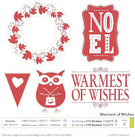 stamp set: Warmest of Wishes