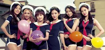 T-ara for FHM China