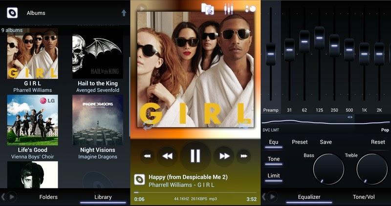 5 Musik Player Alternatif Keren Untuk Android