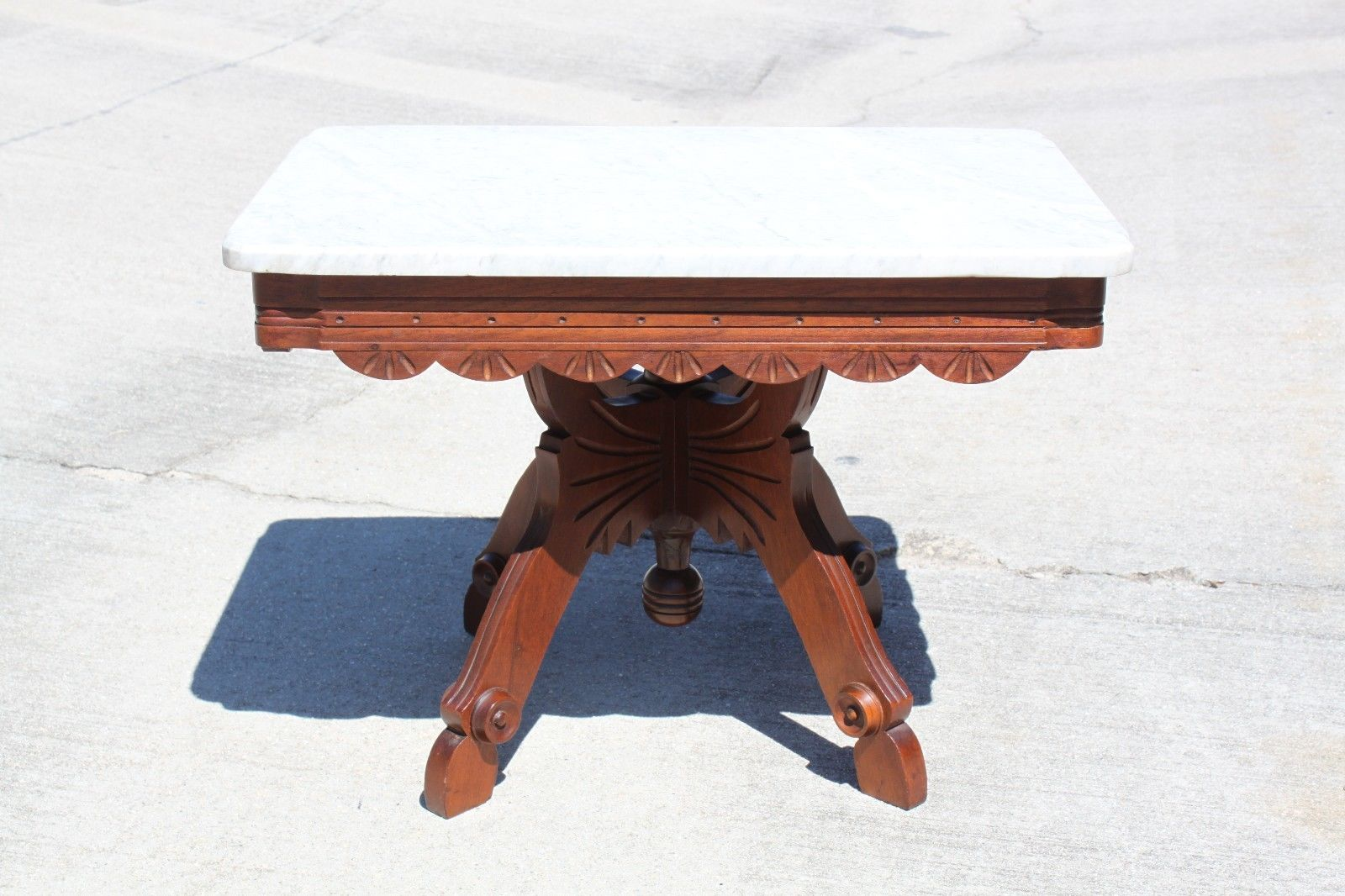 Eastlake Furniture In Alabama And The Coffee Table That
