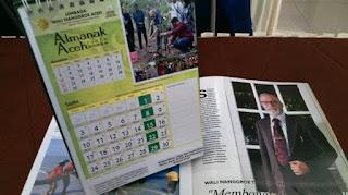 Ini Dia Kalender Aceh