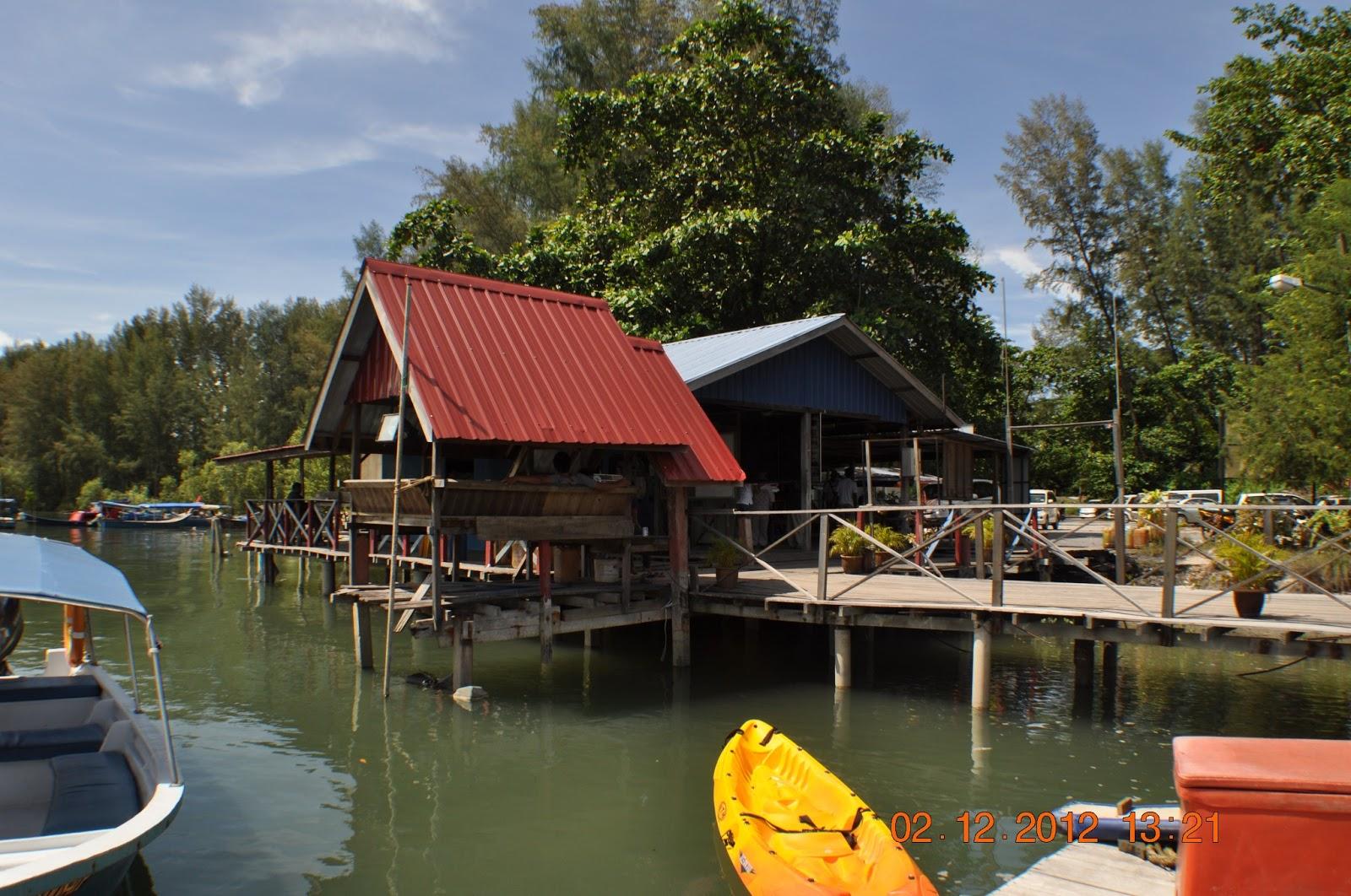Tanjung rhu mangrove tour