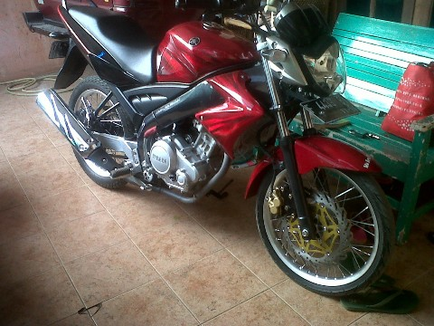 Modif Yamaha R15 Terbaru
