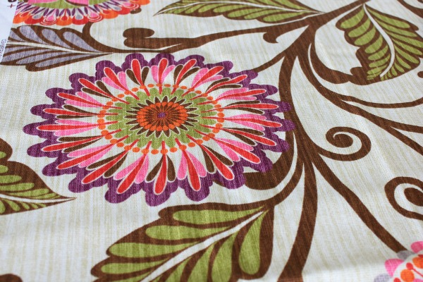 HGTV Urban Blossom fabric #joann #fabric flower #mother's day