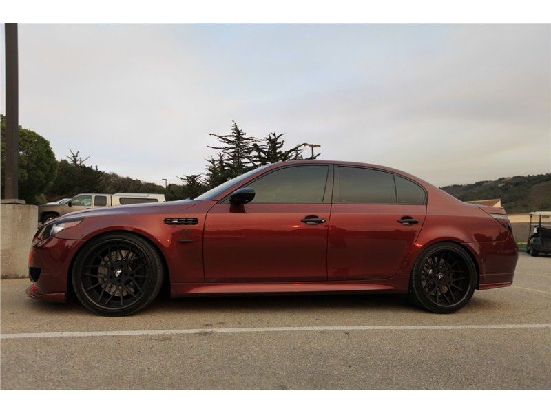 60 Inch Rims On Car : Bmw m e on inch forgiato rims only the