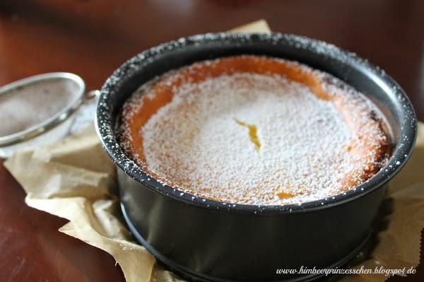 Himbeerprinzesschen Käsekuchen Cheesecake Himbeeren altes Porzellan Foodblog