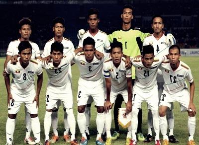 Prediksi Myanmar U19 vs Timor Leste U19, AFF U19 27-08-2015