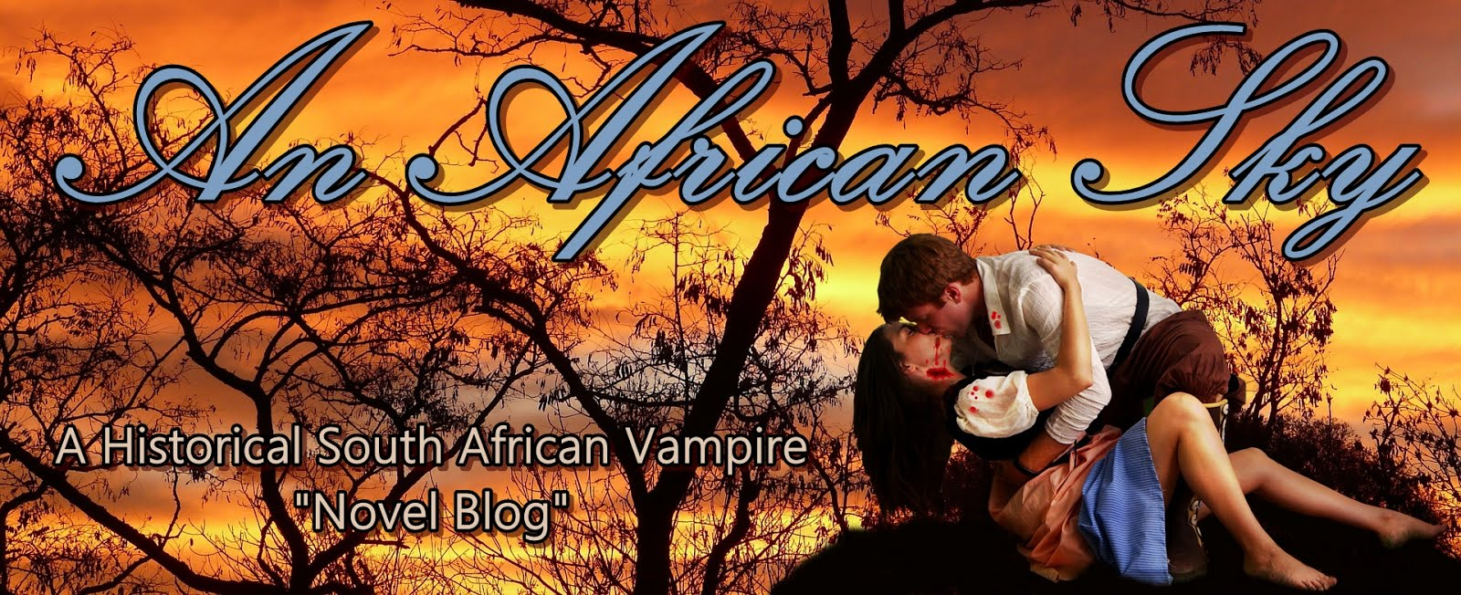 An African Sky - Vampire Historical Novel Blog