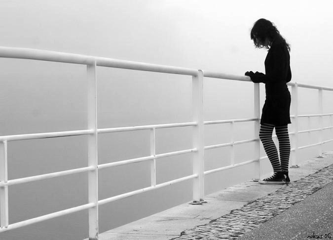 Когда одиноко и грустно