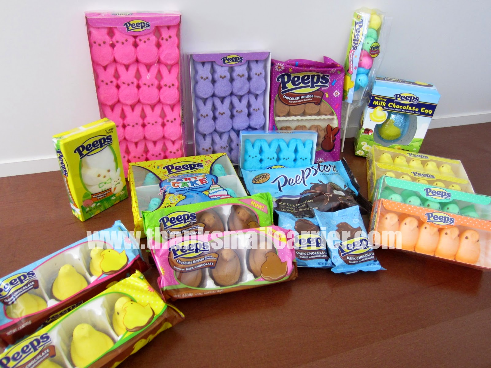 Peeps review