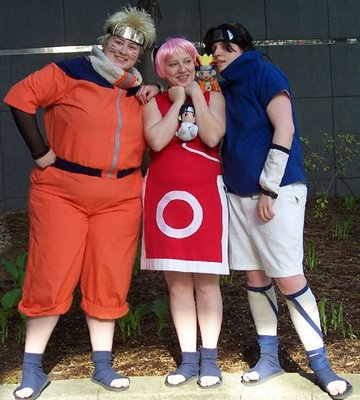 Cosplay On Do Naruto Sakura E Sasuke