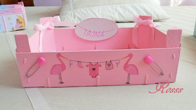 Cajas para beb s - Cajas decoradas para bebes ...