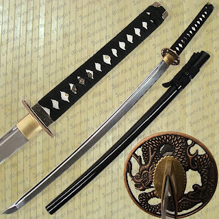 cheap samurai swords